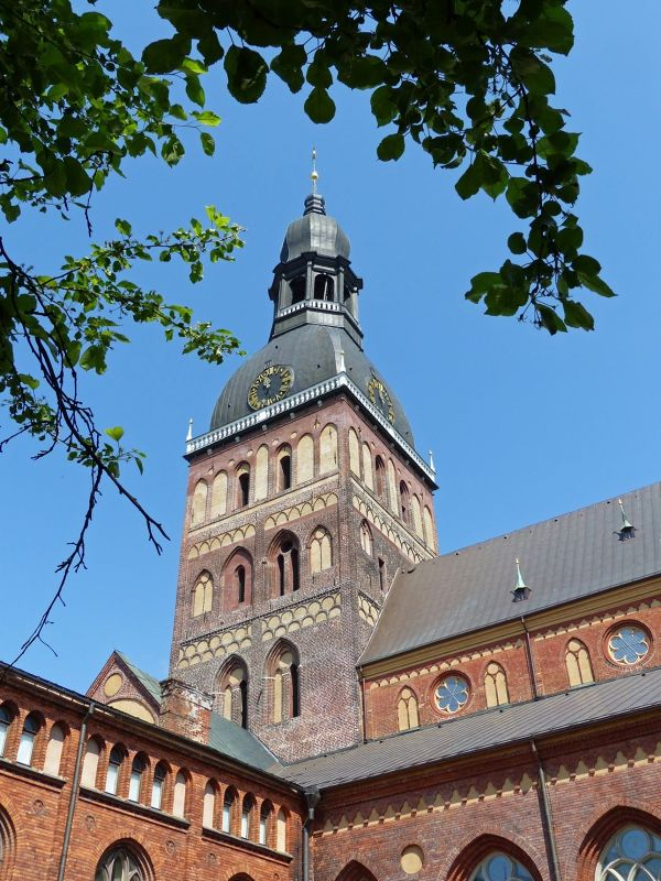 From the cloisters - Riga