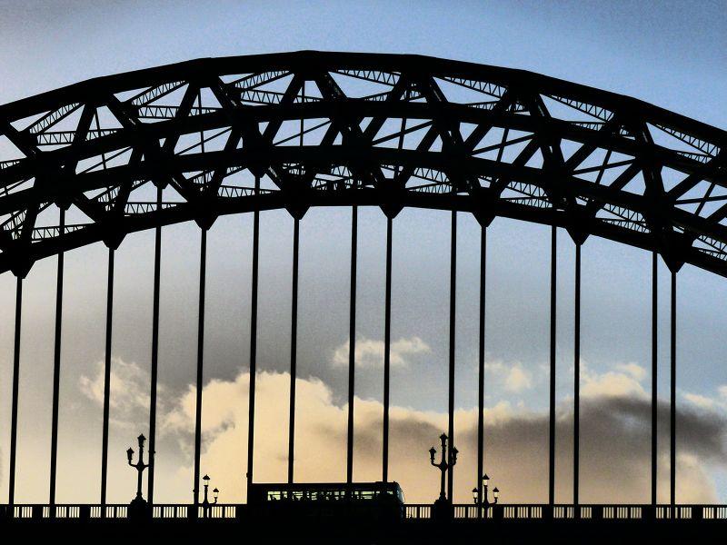 Tyne Bridge - Newcastle upon Tyne