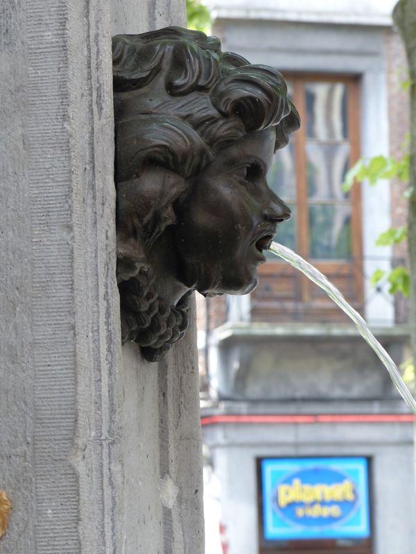 Fontaine de la Tradition - Liège