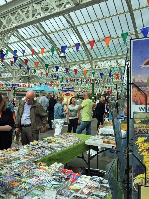 Tynemouth market - Tynemouth