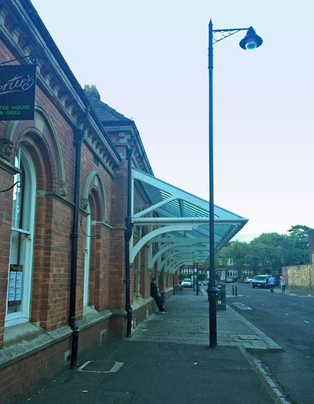 Tynemouth Metro station - Tynemouth