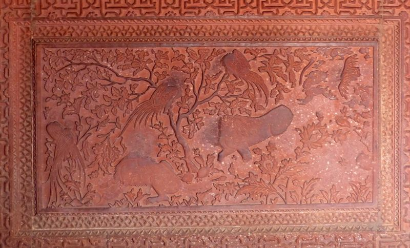 Turkish Sultana's House - Fatehpur Sikri