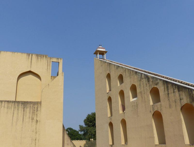 Large sundial, Jantar Mantar - Jaipur