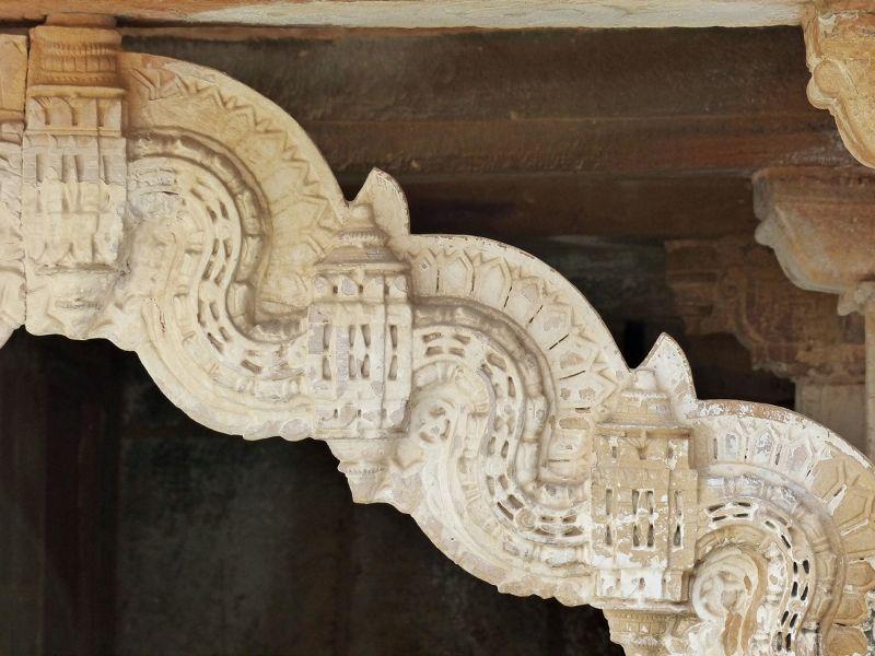 Laxmi Narayan Temple exterior - Jaisalmer
