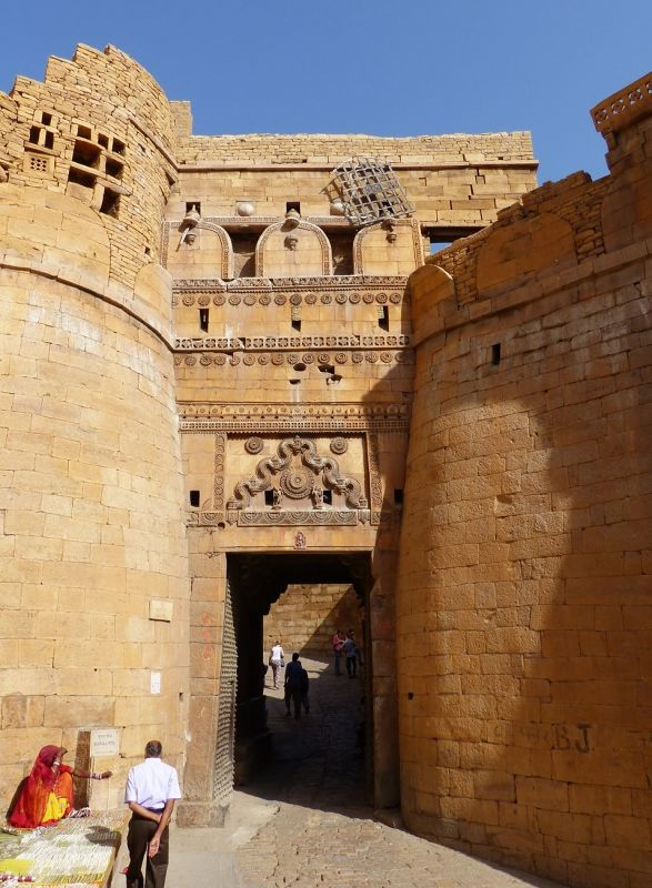Suraj Pol - Jaisalmer Fort