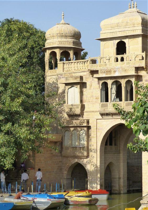 Tilon-ki-Pol - Jaisalmer