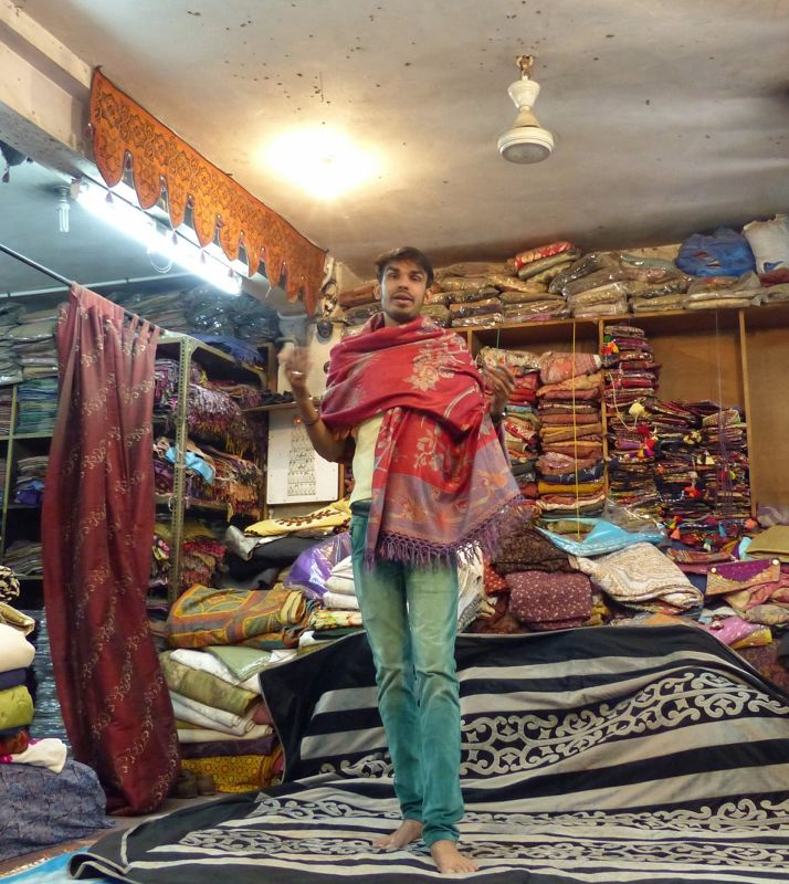 Shop assistant, Jodhpur