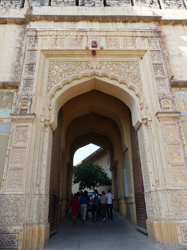 Jai Pol, Mehrangarh Fort - Jodhpur