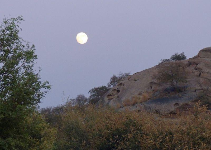 Moonrise - Narlai