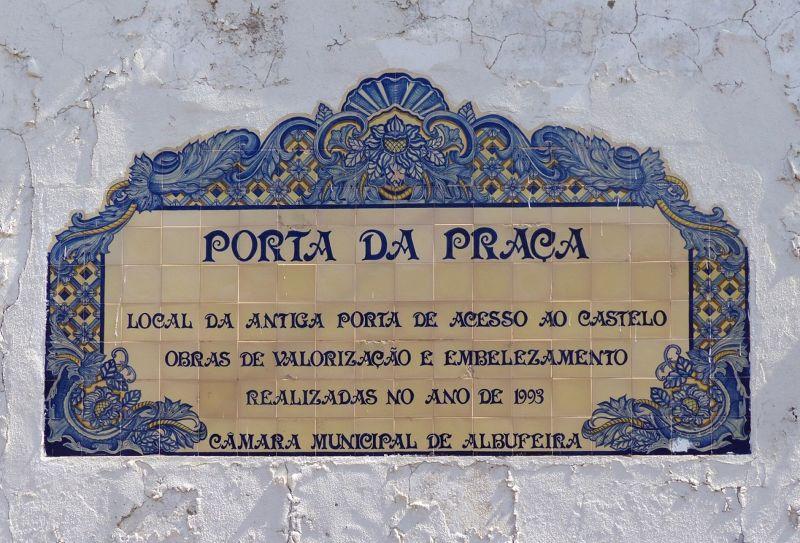 Clock Tower - Albufeira