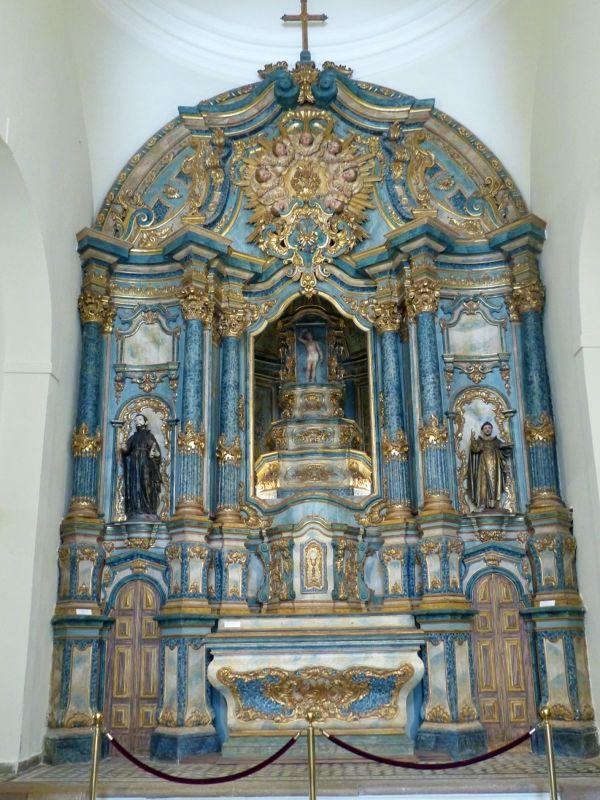 Ermida de S Sebastião - Albufeira