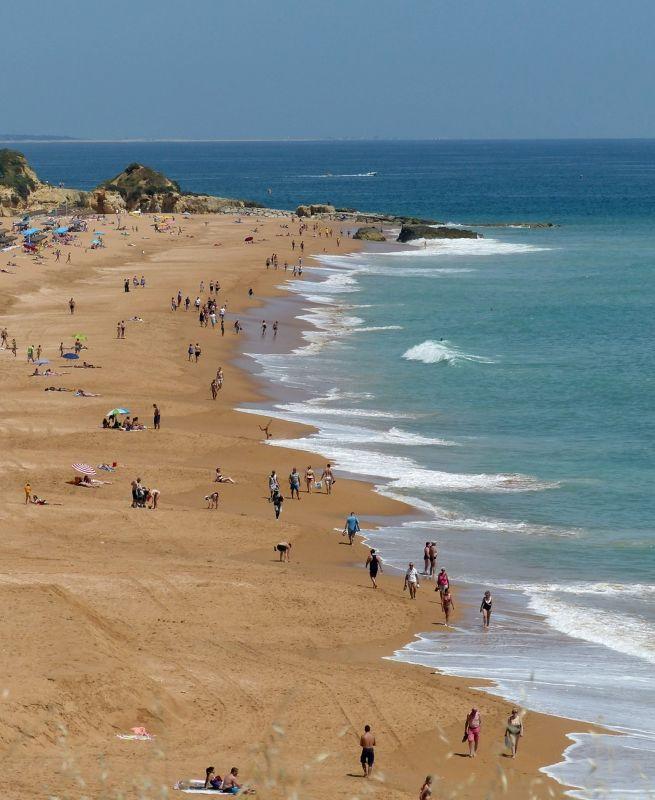 Praia do Inatel - Albufeira