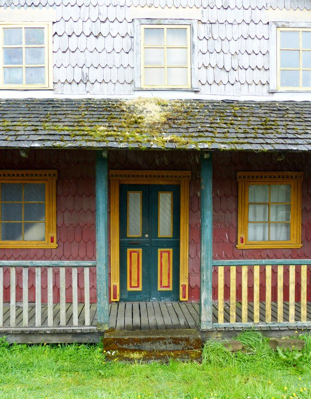 House, Chacao, Chiloe
