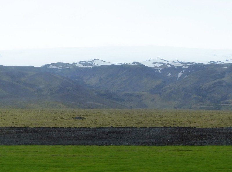 Mýrdalsjökull from the Ring Road