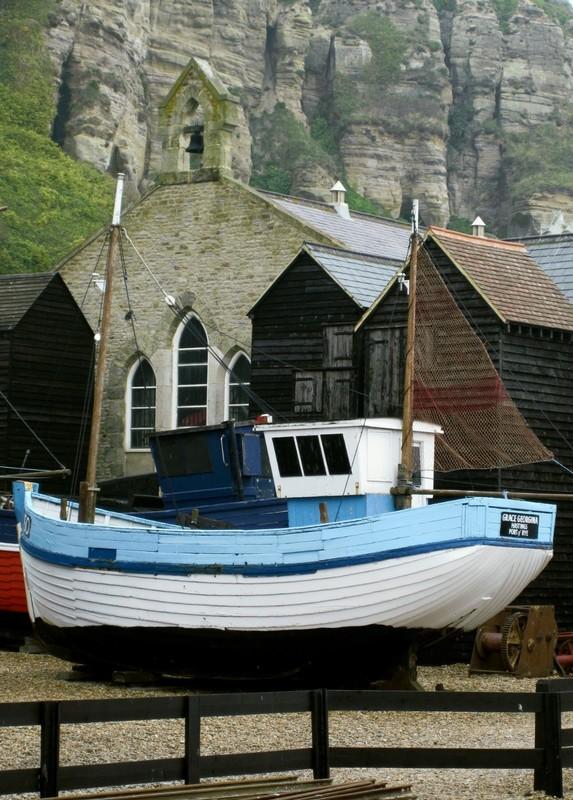 Hastings - the Fishermen's Museum
