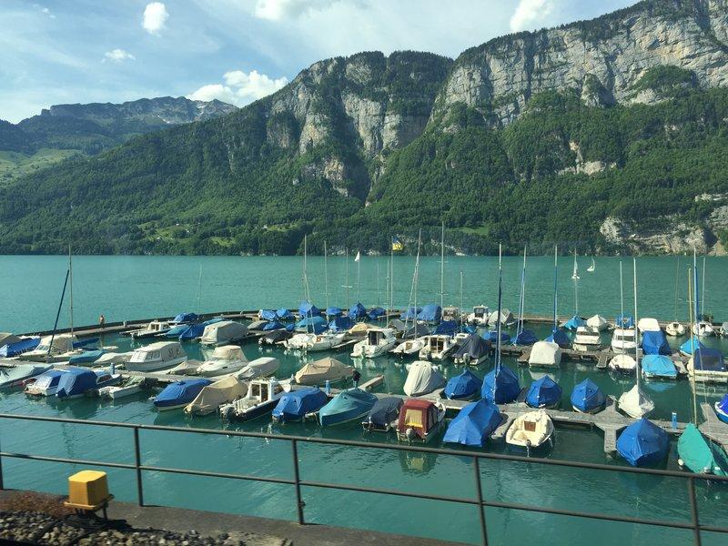 Walensee, Switzerland