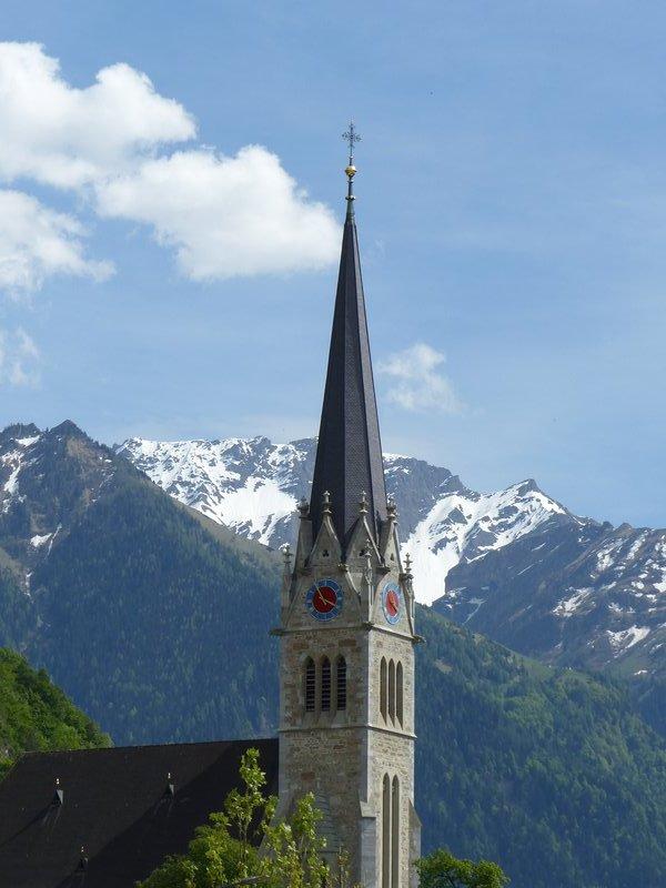 St Florin's, Vaduz