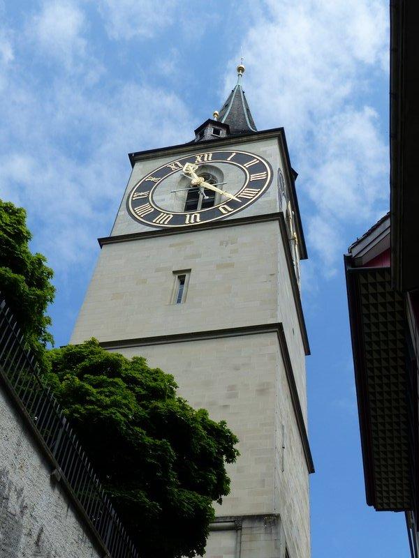 St Peter's, Zurich