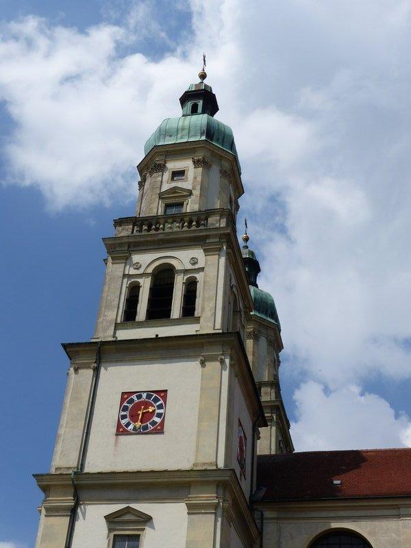 St Lorenz Basilica, Kempten