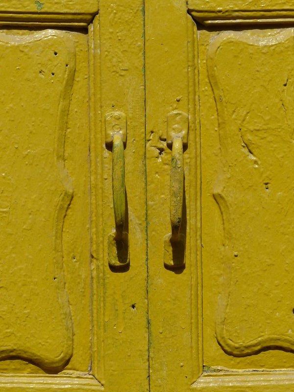 Jaisalmer door