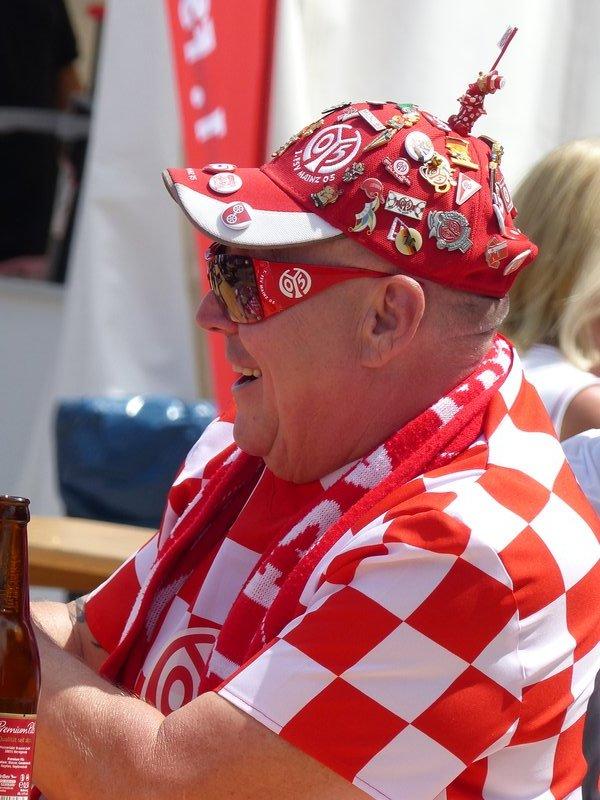 Mainz fan, Opel Arena