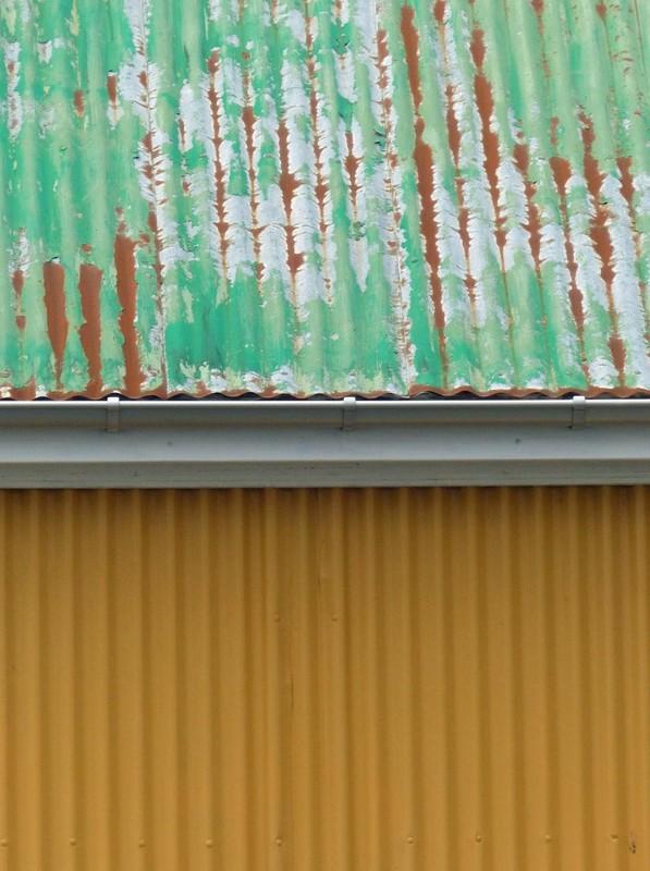 Reykjavik building details