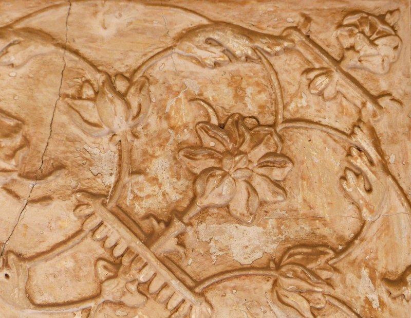 Marble panel, Jai Mandir, Amber Fort