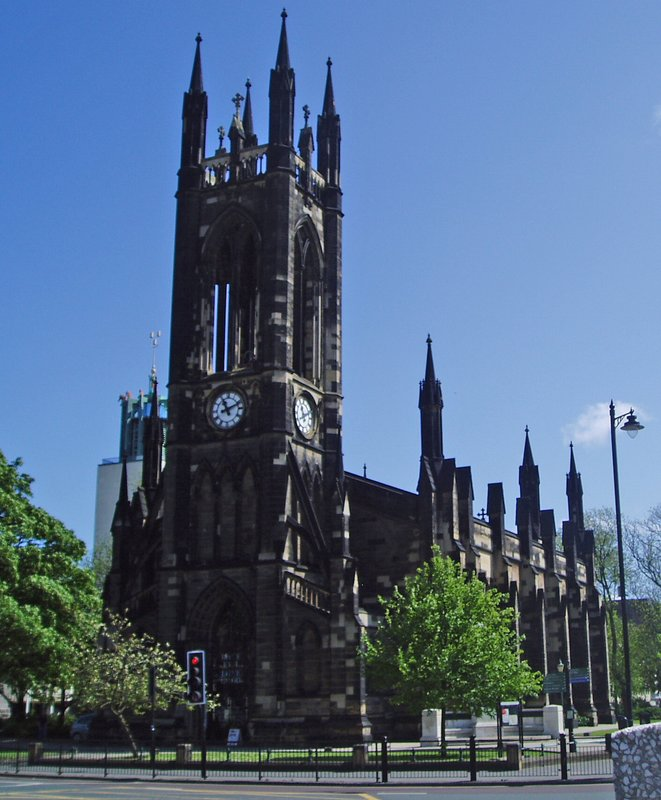 St Thomas the Martyr, Newcastle