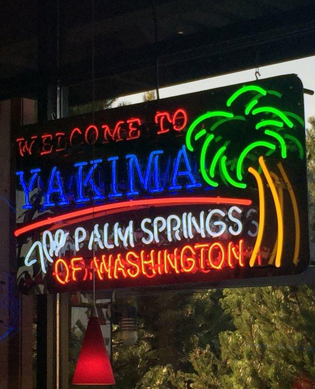 In Bob's Burgers and Brew, Yakima