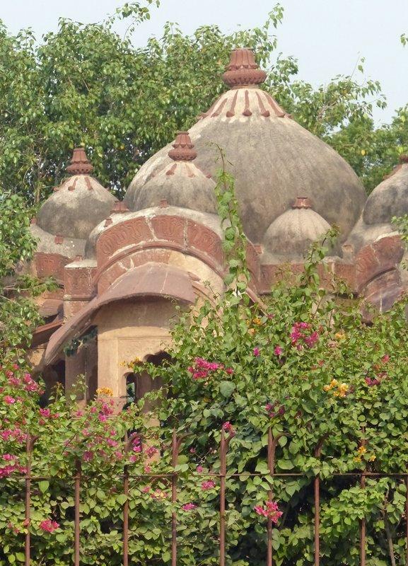 Temple in Khimsar