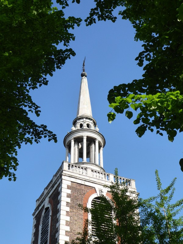 St Mary the Virgn, Rotherhithe