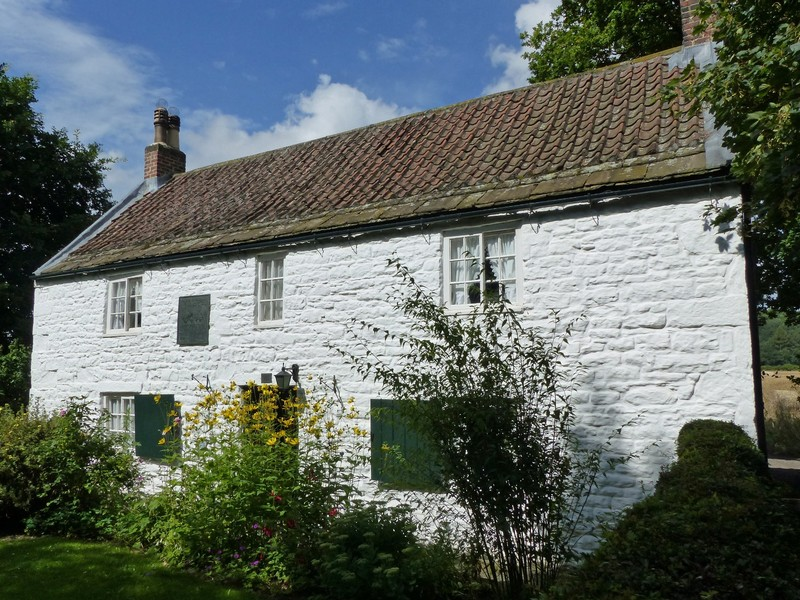 Stephenson's Cottage, Wylam