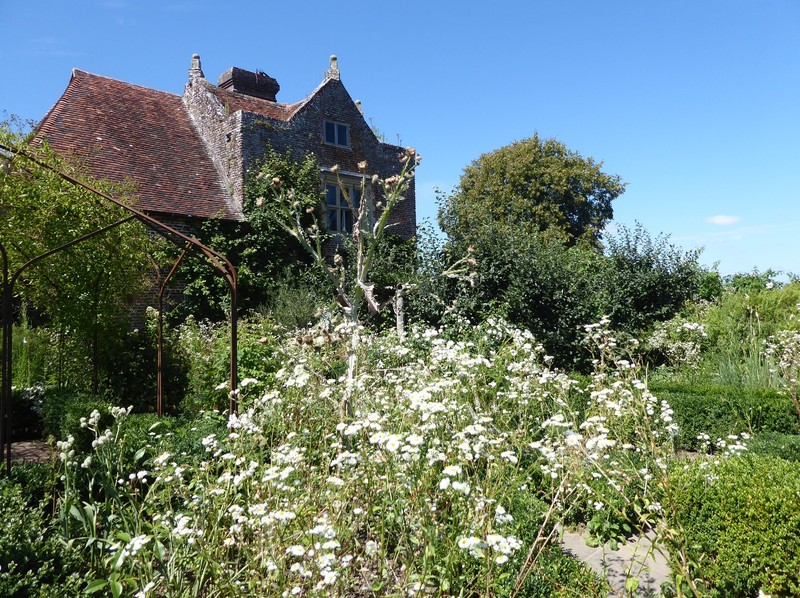 The white garden, Sissinghurst