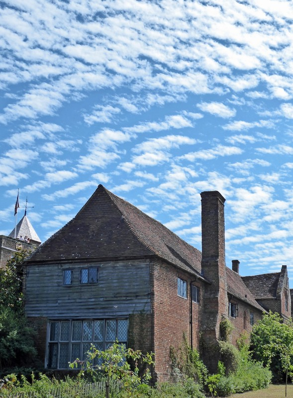 The stable block, Sissinghurst Castle