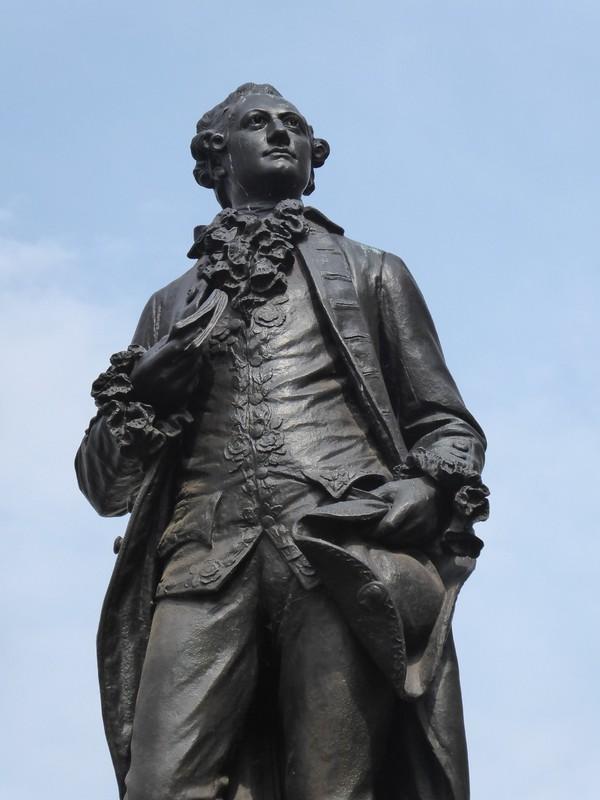 Statue of Goethe, Leipzig