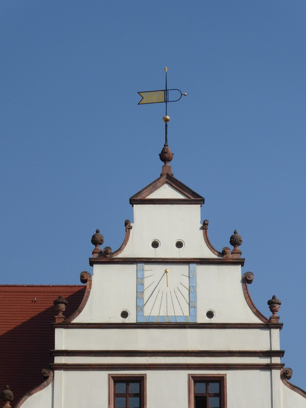 Building in Markt, Leipzig