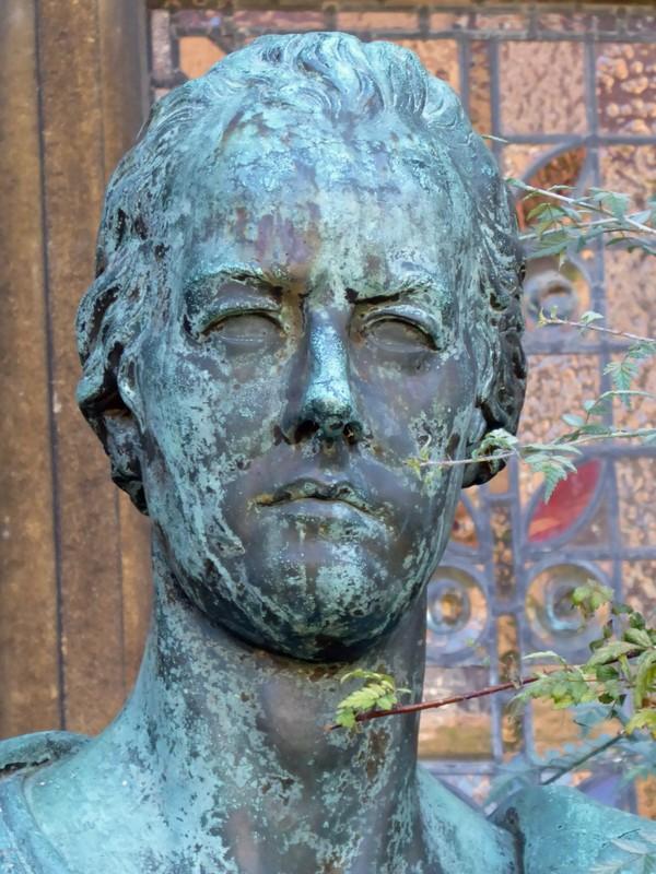 Statue of Pitt, Pembroke College, Cambridge