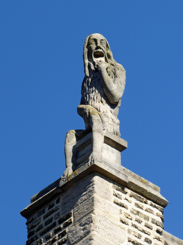 On St Botolph's Church, Cambridge