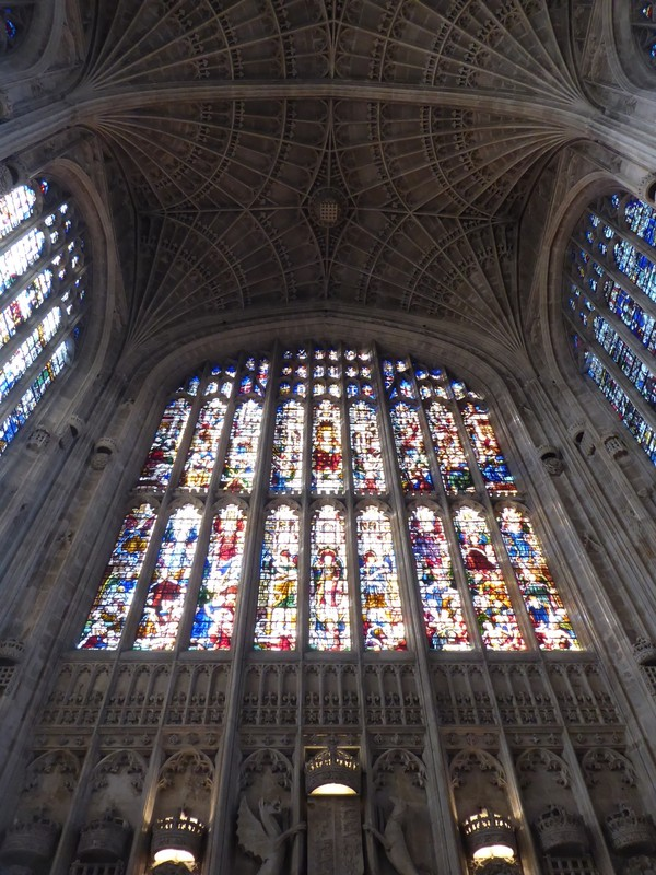 West end of King's College Chapel, Cambridge
