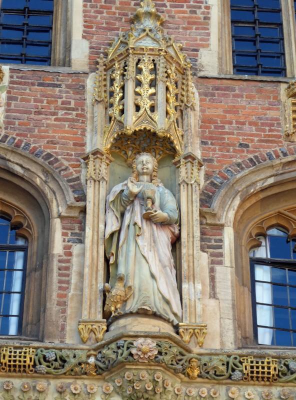 Great Gate, St John's College, Cambridge