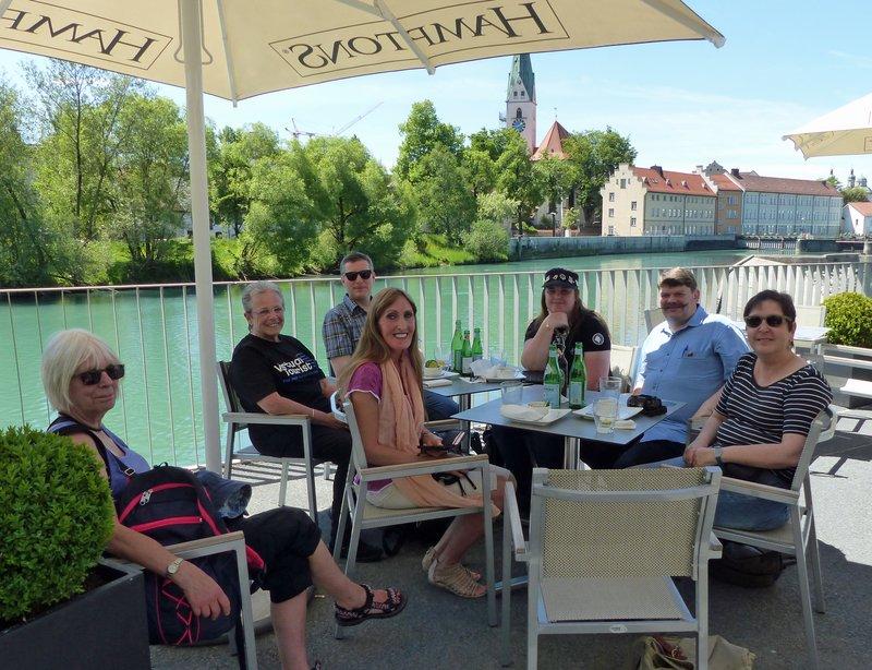 Last lunch in Kempten
