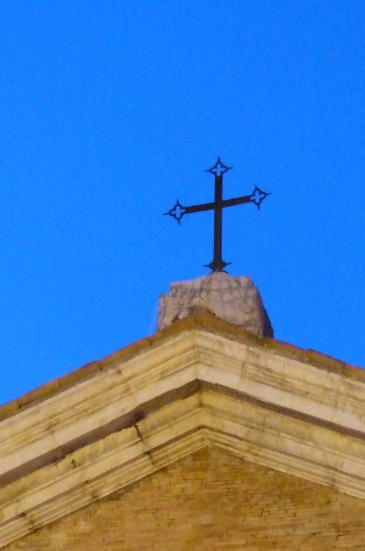 San Michele, Arpino - detail
