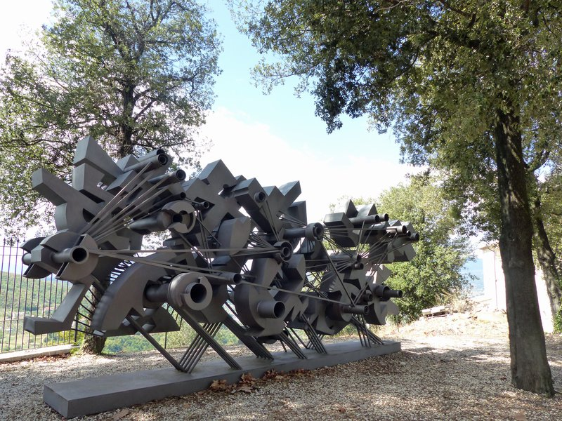 Sculpture by Umberto Maistroiano