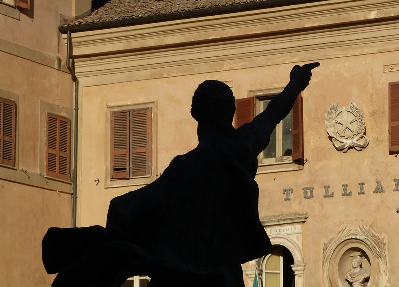 Cicero and the Tulliano, Arpino