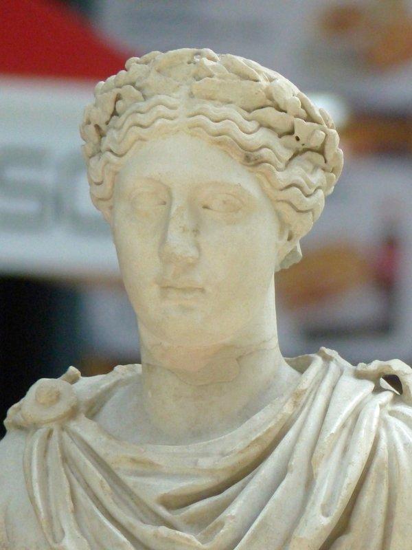 Statue of Apollo, Fiumicino