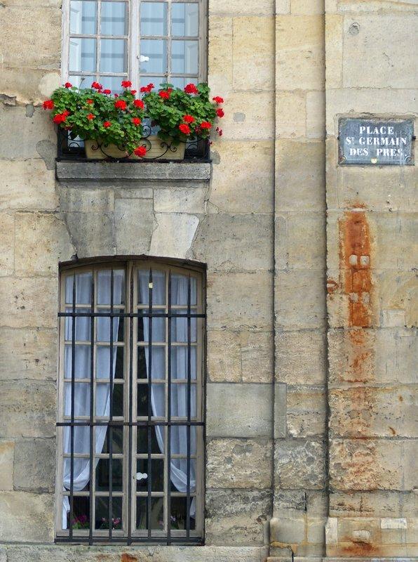 Place Saint Germain des Prés
