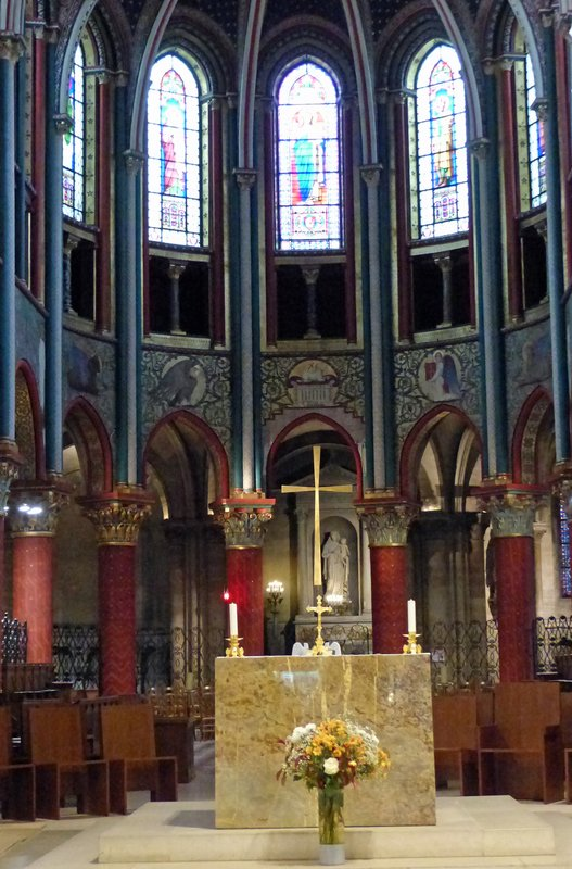 Church of Saint Germain des Prés