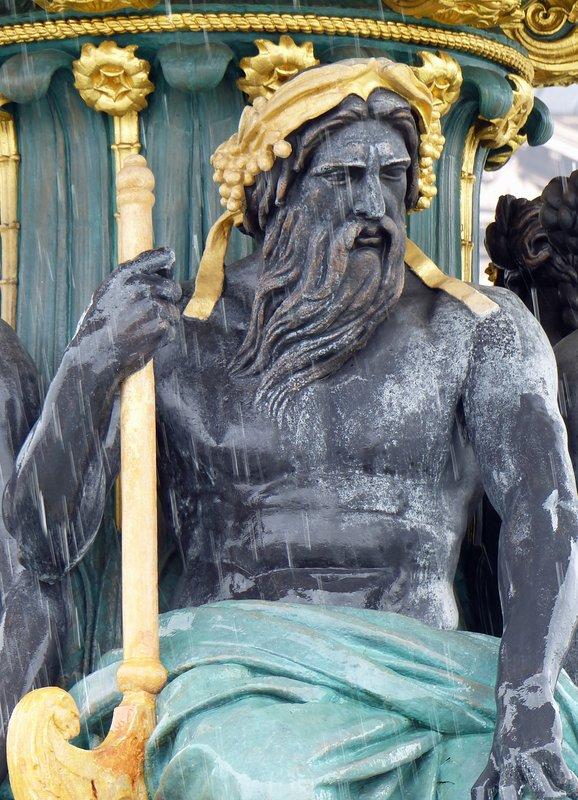Fountain, Place de la Concorde