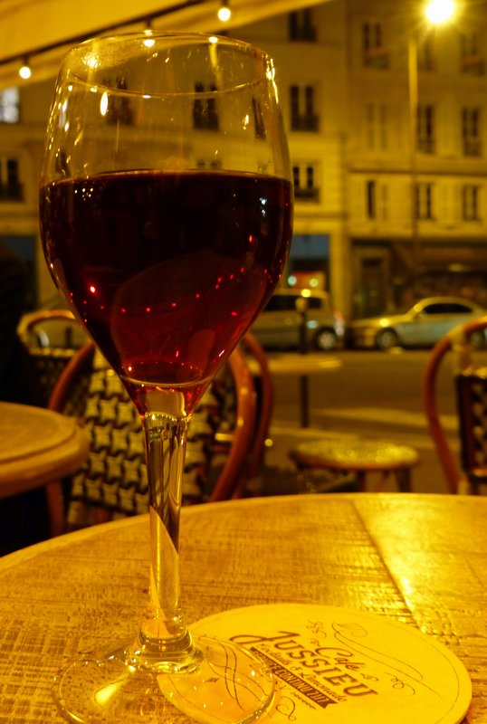 Kir in the Place Jussieu