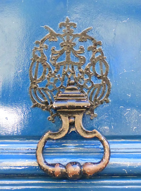 Door detail, Paris